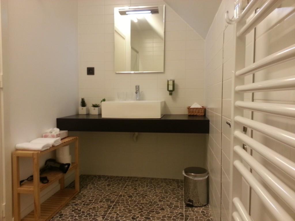 Bathroom holiday rental downtown Ghent